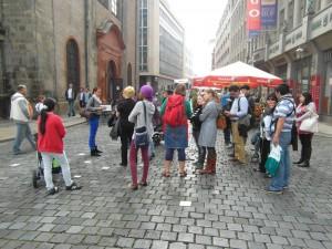 Interkultureller Stadtrundgang_2014 Nikolaikirche