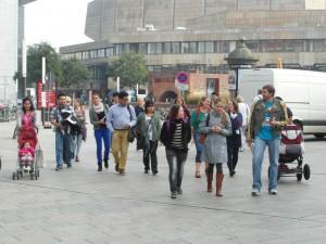 Interkultureller Stadtrundgang_2014 Gewandhaus